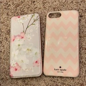 Ted Baker sold/ Kate spade 8Plus case available